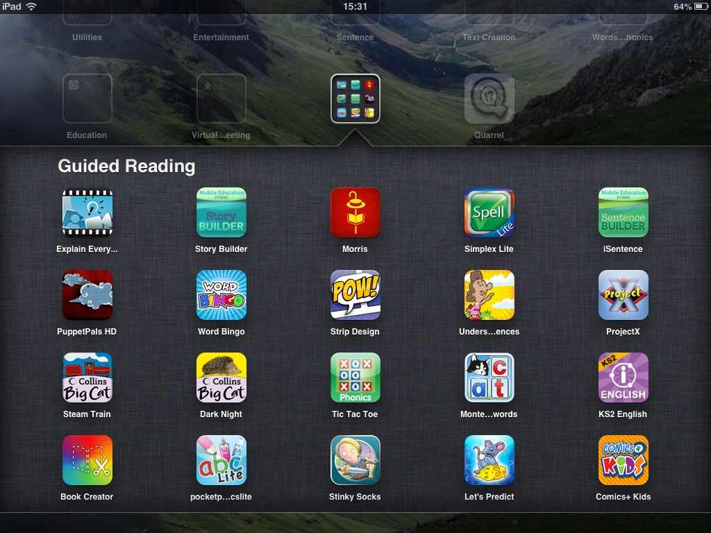 Guided Reading Apps